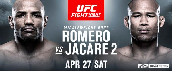 MMA Fight Radio - UFC Fight Night YOEL ROMERO AND vs JACARE SOUZA