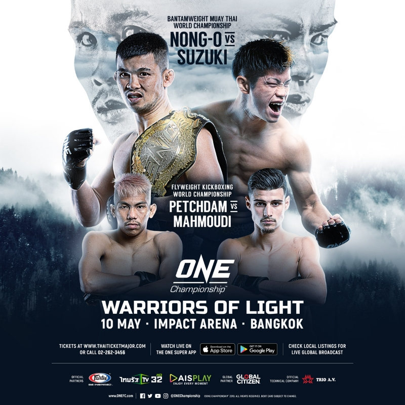 One Championship Warriors of Light - MMA Fight Radio