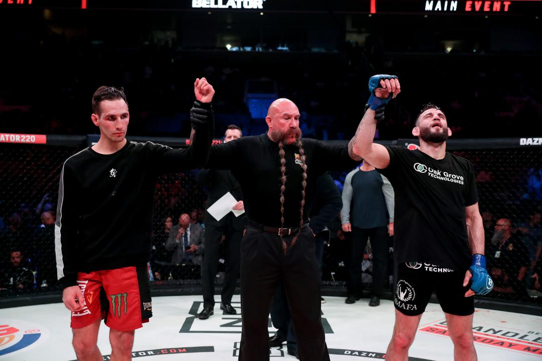 RESULTS - Bellator Macdonald vs Fitch and Macfarlane vs Arteaga - MMA Fight Radio