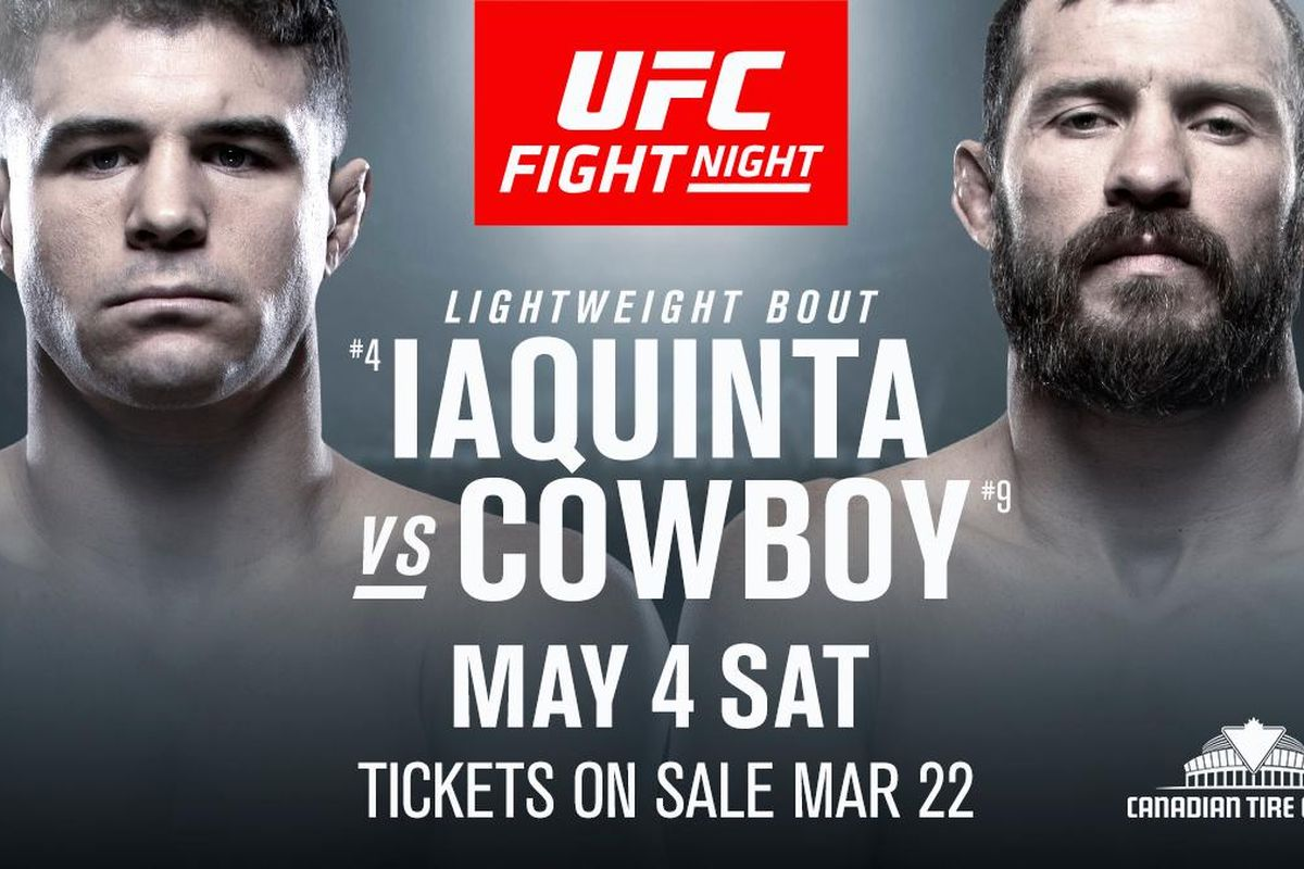 UFC Fight Night 150 Al Iaquinta vs Donald Cerrone - MMA Fight Radio