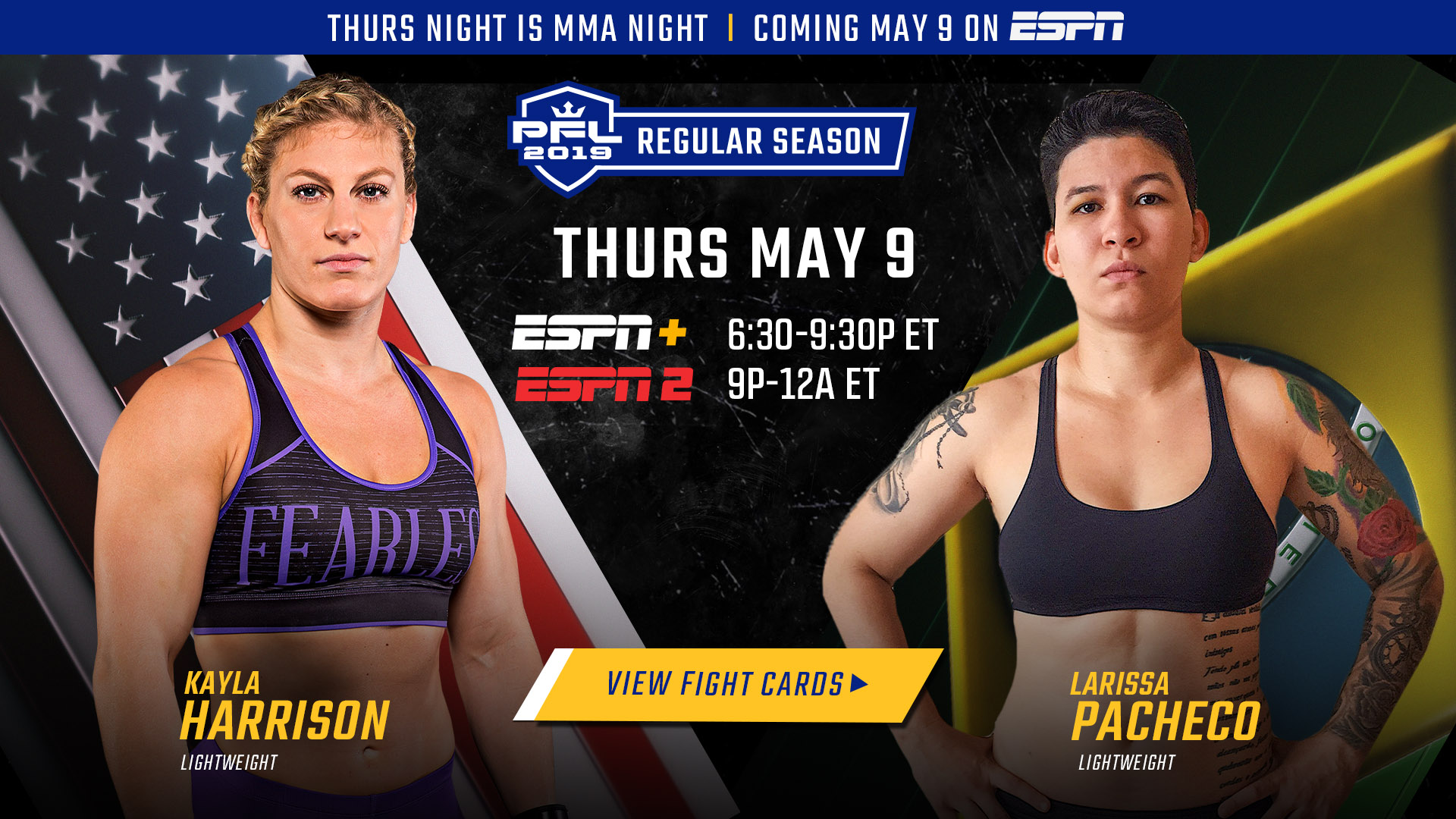 PFL on ESPN + - MMA Fight Radio