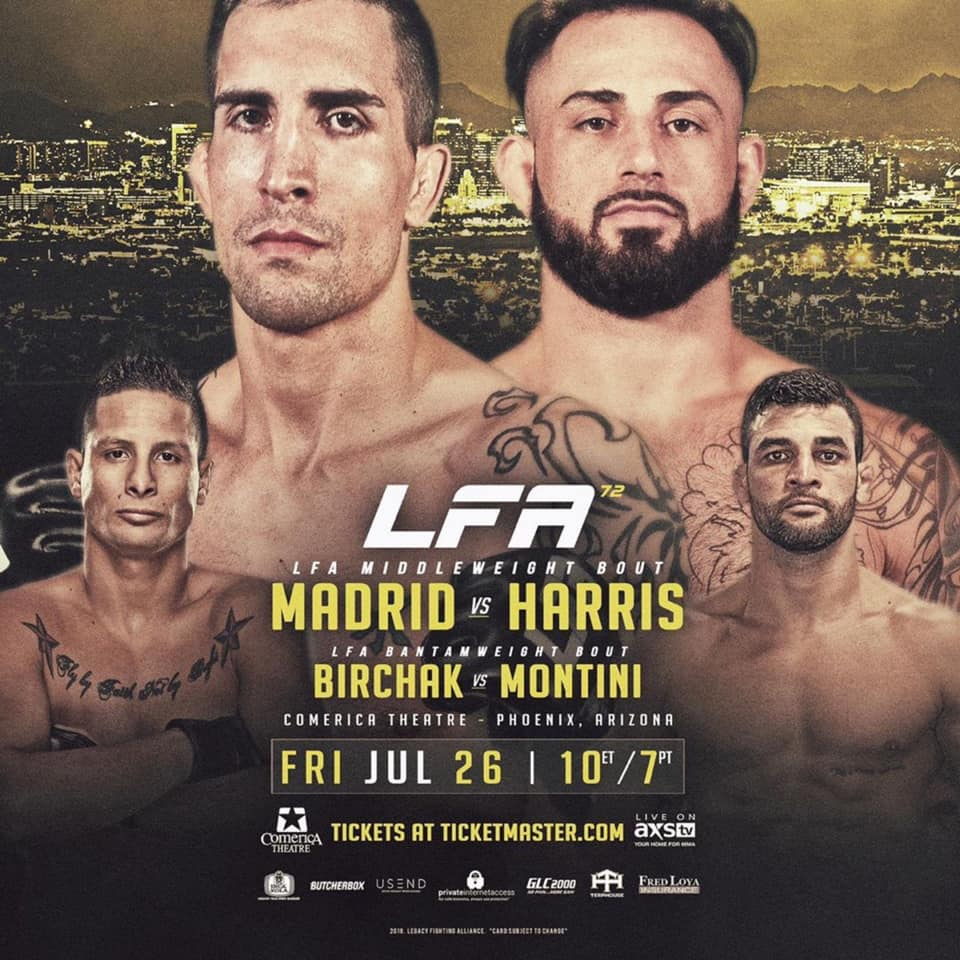 LFA Phoenix - MMA Fight Radio