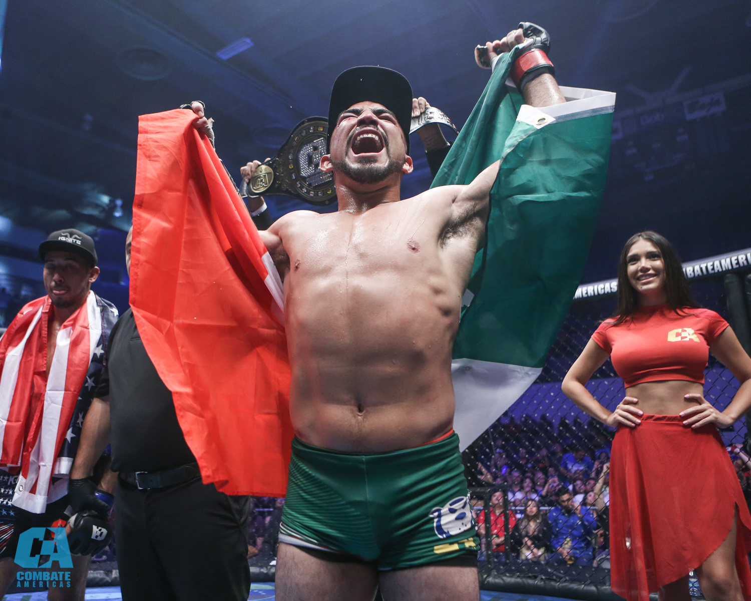Combate Americas Rafa Gifted Garcia - MMA Fight Radio