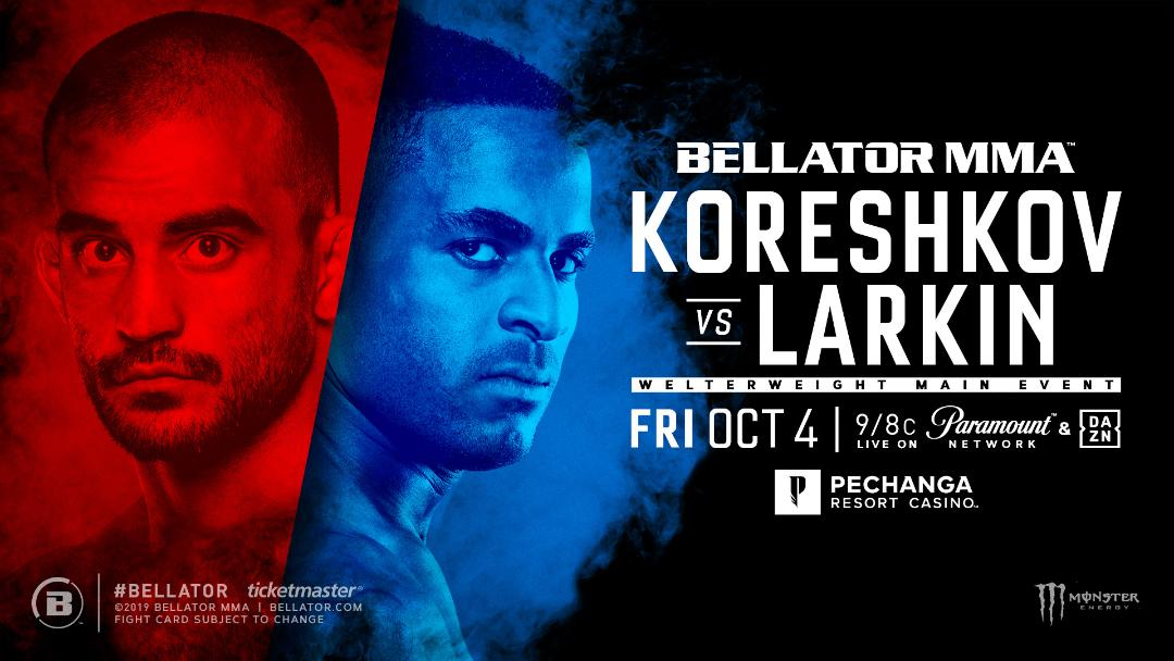 Oct 2 Bellator MMA - MMA Fight Radio