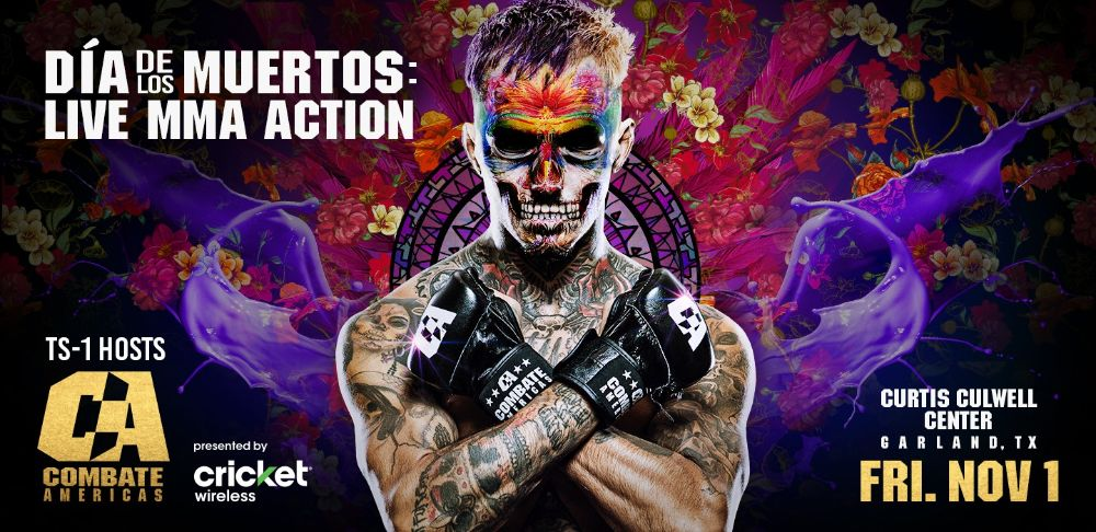 COMBATE AMERICAS LIVE TELEVISION MMA EVENTS IN TEXAS - MMA Fight Radio