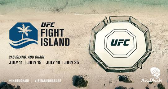 UFC Fight Island July 11 15 25 - MMA Fight Coverage
