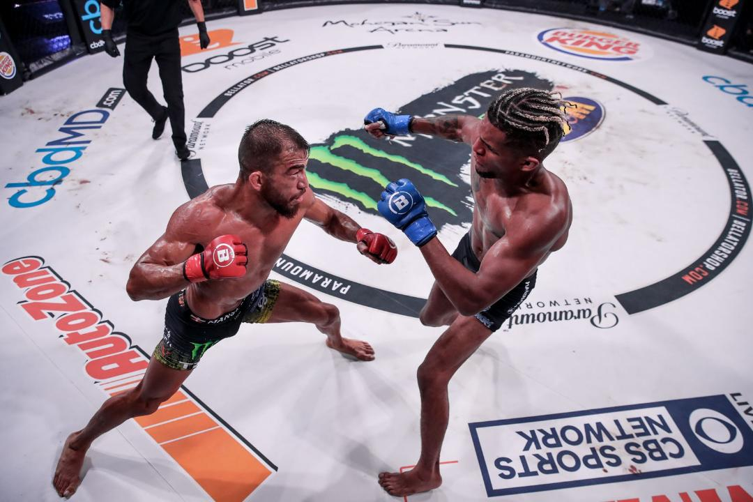 OFFICIAL BELLATOR 246 ARCHULETA VS. MIX RESULTS AND PHOTOS - MMA Fight Coverage