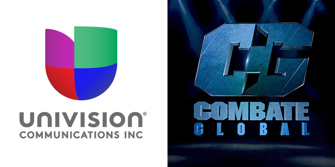 Combate Global - Univision - MMA Fight Coverage