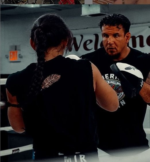 """Frank Mir Usually Ends Up –  """"With a, shit, I'm sorry."""""""